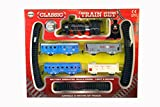 A to Z 1577 Classic Battery Operated Train Set with Light and Sound