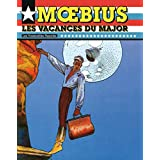 Moebius Oeuvres: Les Vacances du Major USA (French Edition)
