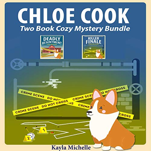 Chloe Cook Two Book Cozy Mystery Bundle Titelbild