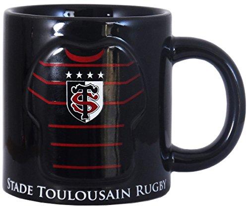 Stade Toulousain Tasse, offizielle Kollektion Fan-Geschirr, Rugby Top 14
