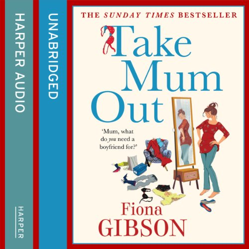 Take Mum Out audiobook cover art