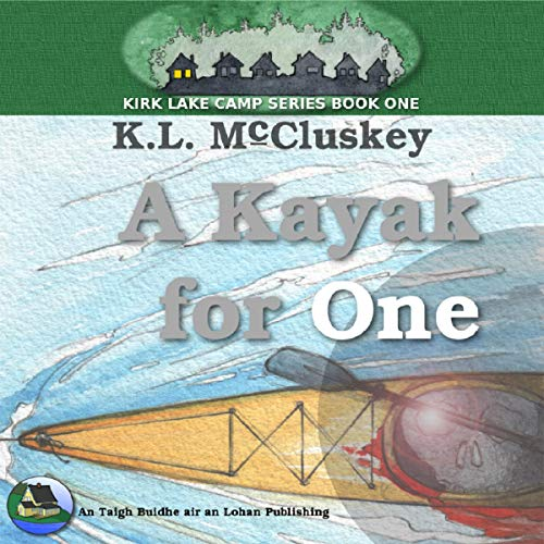 A Kayak for One audiobook cover art