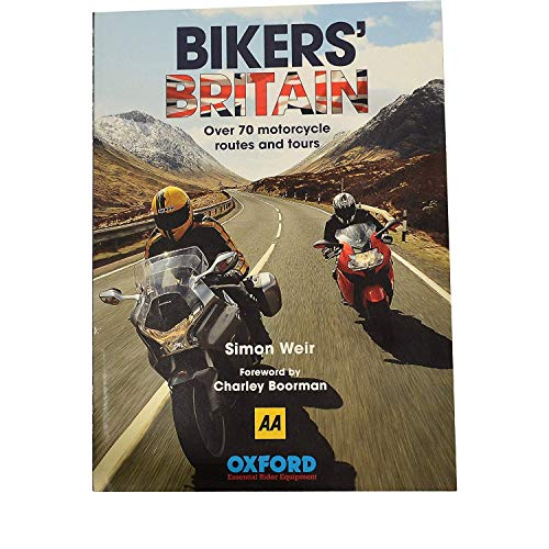 Oxford Biker's Britain Motorfiets Routes en Tours OX115