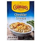 Colman's Mezcla de salsa de queso Cheddar 12 x 40 g