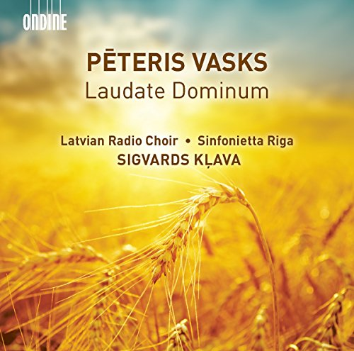 Laudate Dominum: Latvian Radio Choir-Sinfonietta Riga Sigvards Klava