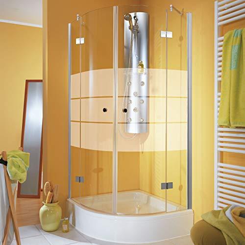Schulte Viertelkreis Duschkabine Bild
