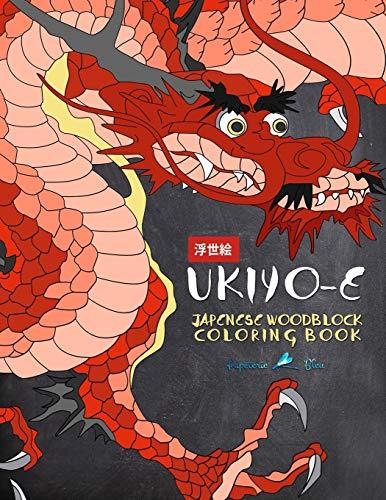 Ukiyo-e: A Japanese Woodblock Coloring...