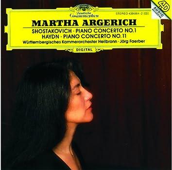 Shostakovich: Concerto For Piano, Trumpet And String Orchestra, Op. 35 / Haydn: Concerto For Piano And Orchestra In D Major, Hob. XVIII:11