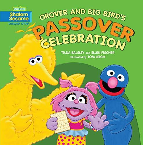 Grover and Big Bird's Passover Celebration (Shalom Sesame)