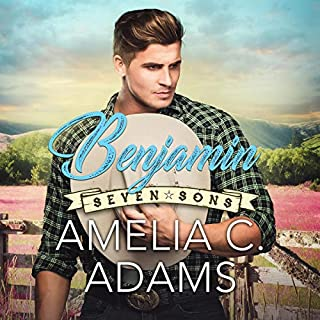 Benjamin  audiobook cover art