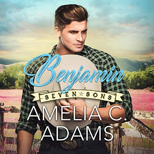 Benjamin      Seven Sons, Book 2              By:                                                                                                                                 Amelia C. Adams,                                                                                        Kirsten Osbourne                               Narrated by:                                                                                                                                 Miranda West                      Length: 2 hrs and 19 mins     1 rating     Overall 2.0