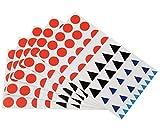 Unbekannt Legematerial Wortartensymbole - Montessori-Material Schule Kinder Lernen Montessorischule lehren Lehrmittel Arbeitsmittel Schüler Montessoripädagogik Ansatz Pädagogik -