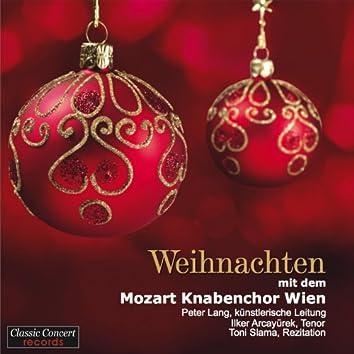Weihnachten mit dem Mozart Knabenchor Wien