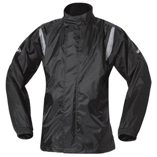 Held Mistral II Regenjacke, Farbe schwarz-silber, Größe XL