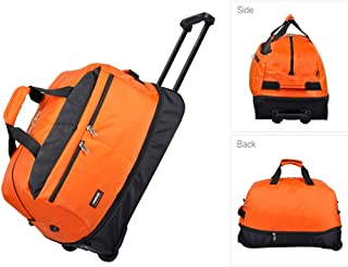 Hand Luggage Travel Bag Women's Unisex Weekend Travel Luggage (Color : E, Size : 57 * 32 * 41cm)