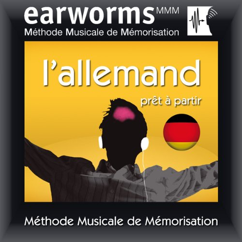 Earworms MMM l'Allemand audiobook cover art