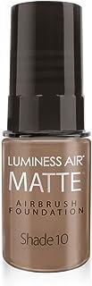 Luminess Air Airbrush Matte Finish Foundation, Shade 10, 0.25 Oz