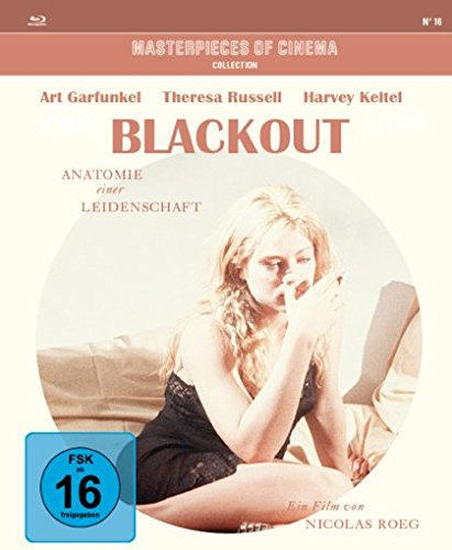 Black Out - Anatomie einer Leidenschaft - Masterpieces of Cinema Collection - Mediabook [Blu-ray]