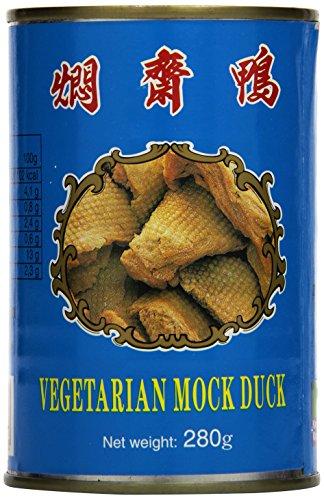 Wu Chung Mock Ente, vegetarisch, 1er Pack (1 x 280 g)