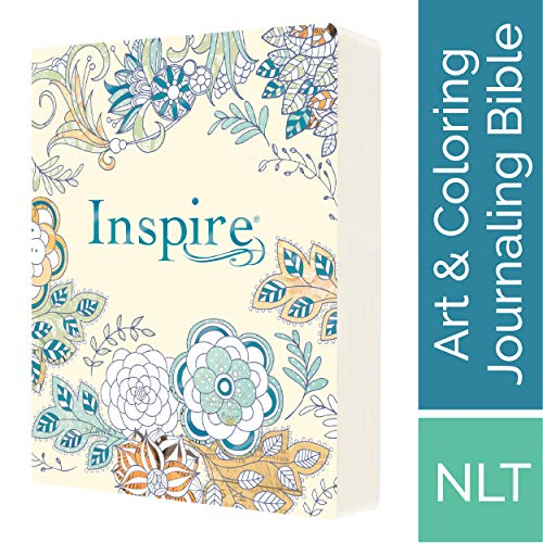 Inspire Bible NLT (Softcover) (Inspire: Full Size)