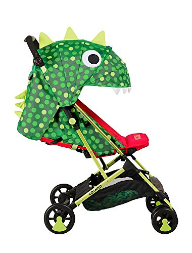 Cosatto Woosh Stroller, from Birth to 25 kg, Dragon Kingdom