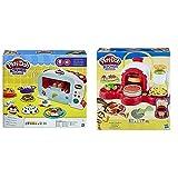 Play Doh Horno Magico (Hasbro B9740Eu4) Cocina De Pizza, Multicolor, Talla Única Hasbro E4576Eu4, Color/Modelo Surtido