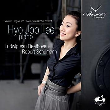 Hyo Joo Lee: Beethoven & Schumann
