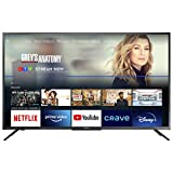 Toshiba 50-inch 4K Ultra HD HDR Smart LED TV - Fire TV Edition