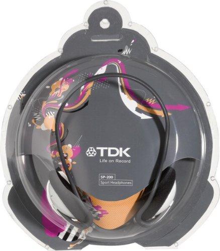 TDK T78030 - Auriculares de diadema abiertos, multicolor