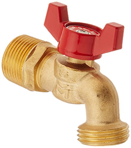 Mueller 103-054HN Outdoor Faucet