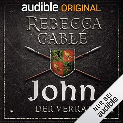 John - Der Verrat cover art
