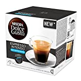Cápsulas Caffe 'Nescafe Dolce Gusto Intenso Descafeinado originales