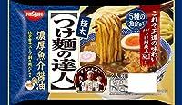 日清食品 つけ麺の達人 濃厚魚介醤油 260gx18【冷蔵商品】