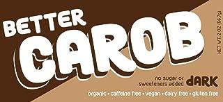 Better Carob Dark Bar