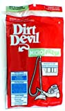 Dirt Devil Plus Grande Image Royal Vision Filtre # 3–260220–000 – Authentique