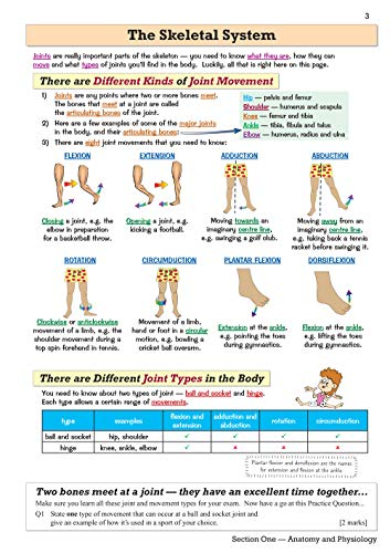 GCSE Physical Education AQA Revision Guide - for the Grade 9-1 Course (CGP GCSE PE 9-1 Revision)