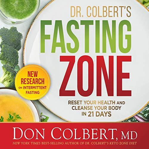 『Dr. Colbert's Fasting Zone』のカバーアート