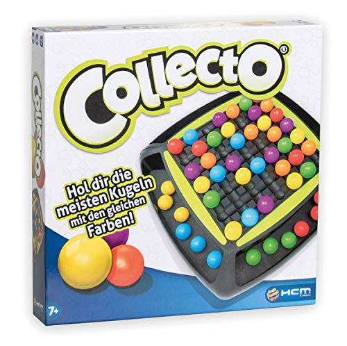 Collecto – Strategiespiel Logikspiel Denkspiel – HCM Kinzel – 55136