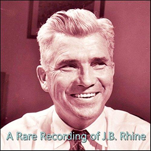 A Rare Recording of J. B. Rhine