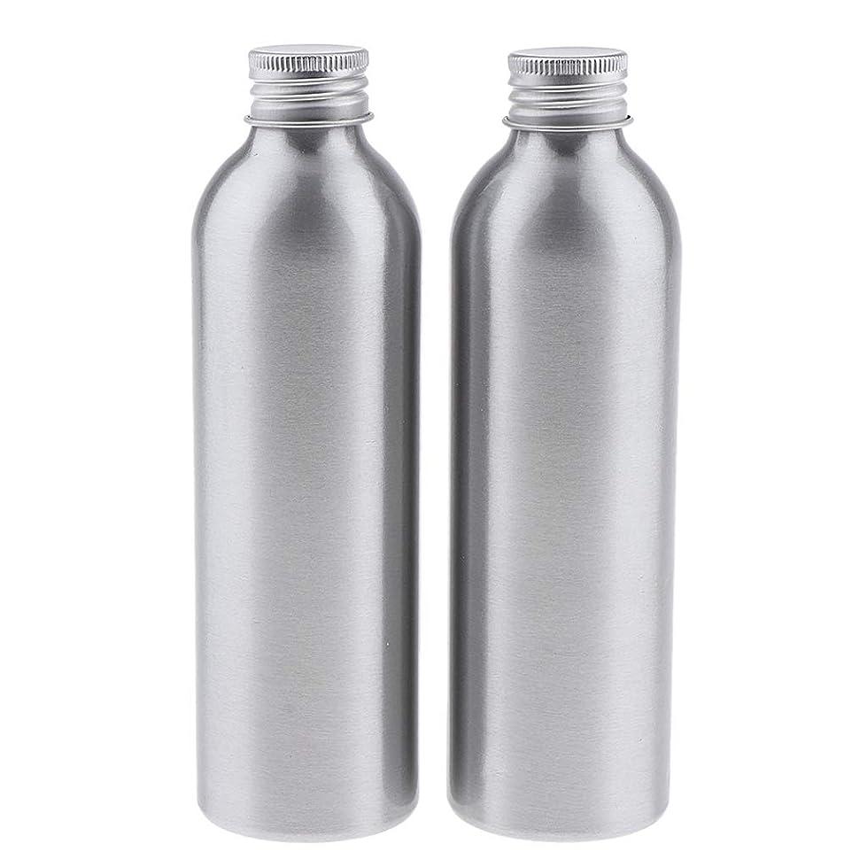 解く寄付隠すPerfeclan ディスペンサーボトル 空ボトル アルミボトル 化粧品ボトル 詰替え容器 広い口 防錆 全5サイズ - 250ml
