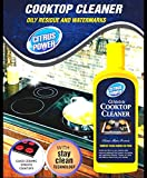 Citrus Power COOKTOP Cleaner All Round Kitchen Cleaner and Degreaser 210ml (Pack of 1)