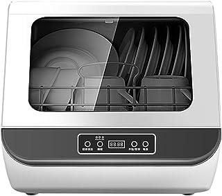 WZLJW Lavavajillas FreesAnding DishAsher 72 de Alta tempeature SteriliAtion/Doble EffecDrying Sistema SAAir-DryinIntelligent DishAshing achine ggsm