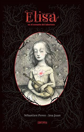 Elisa en el corazón del laberinto (Contempla)
