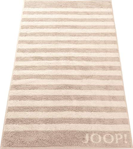 Joop! Saunatuch Classic Stripes 1610 | 30 Sand - 80 x 200