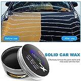 Car Scratch Repair Wax Polishing,Senior Black Wax Waterproof Care Scratch and Swirl Remover - Ultimate Car Scratch Remover - Polish & Paint Restorer