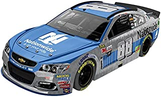 Lionel Racing Dale Earnhardt Jr, 1:24 Scale, Nationwide Color Chrome
