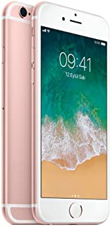 Apple iPhone 6S, 32 GB, Rose Gold (Apple Türkiye Garantili)