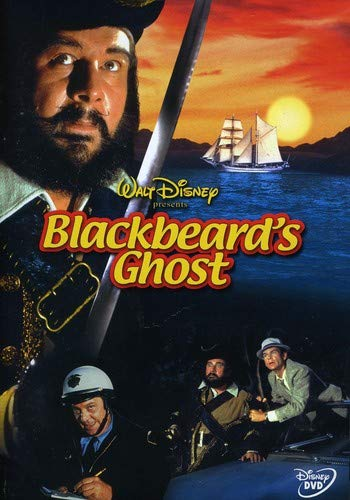 Walt Disney Blackbeards Ghost movie, scary movies, family movie, halloween movie