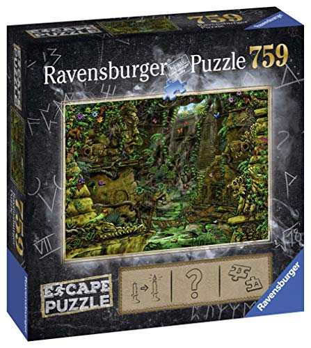 Ravensburger 199570 Puzzel Escape 2 Temple Ankor Wat - 759 Stukjes