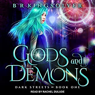 Gods and Demons cover art
